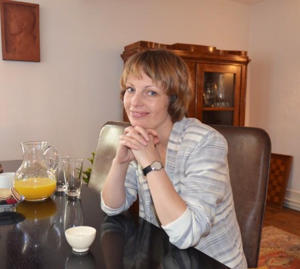 Natalia Feld erzählt, was ihr an ihrem Beruf als Übersetzerin gefällt.